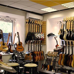 Музыкальные магазины Приволжска