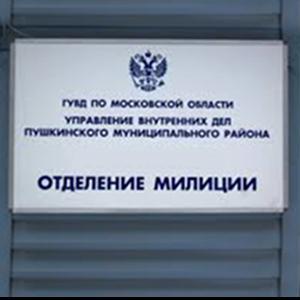 Отделения полиции Приволжска