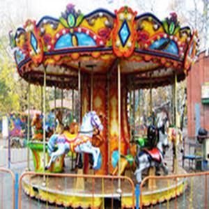 Парки культуры и отдыха Приволжска