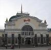 Железнодорожные вокзалы в Приволжске