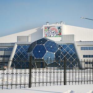 Спортивные комплексы Приволжска