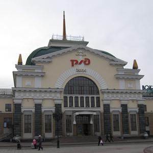Железнодорожные вокзалы Приволжска